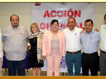 """Clausura del Curso """"Escuela para Padres"""" impartido a trabajadores del Poder Legislativo del Estado."""