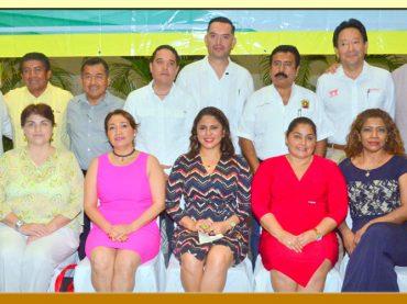 Firma del Convenio Institucional para la Prestación de Servicios a los Trabajadores del Ayuntamiento de Acapulco
