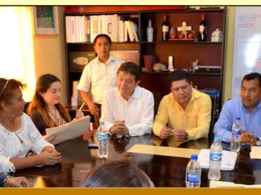 Entrega de Escrituras del Predio para la Construcción del ICATEGRO en Teloloapan