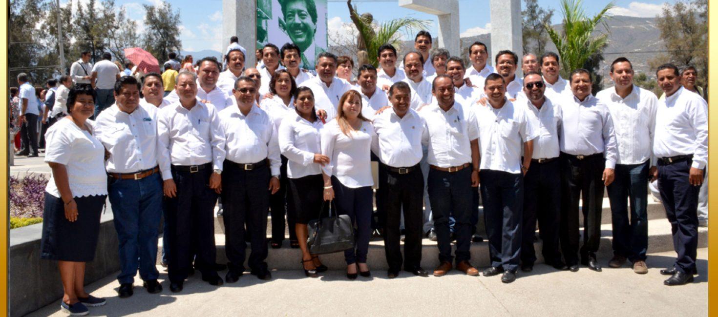 Ceremonia del XXIII Aniversario Luctuoso de Luis Donaldo Colosio