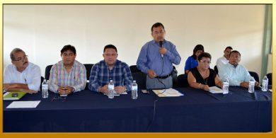 Primer Informe de Actividades de la Secretaria General de la Sección XX del SUSPEG.