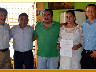 Instalación de la Mesa de Negociación del Pliego Petitorio 2017 con el Presidente Municipal de Atoyac de Álvarez.