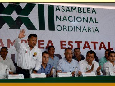 Asamblea Estatal de la CNOP.
