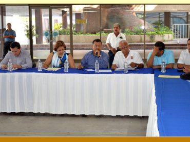 Reunión de Trabajo con la Subsecretaria de Ingresos.