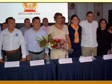 Tercer Informe de Actividades de la Secretaria General de la Sección XXIV del SUSPEG.