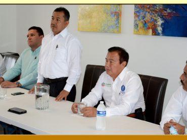 Entrega de Tarjetas de Invernómina a Jubilados y Pensionados del ISSSPEG.