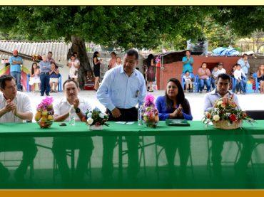 Ceremonia de Clausura del Telebachillerato Comunitario 037.
