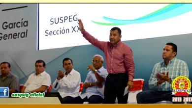 Tercer Informe de Actividades del Secretarrio General de la Sección XXI del SUSPEG.