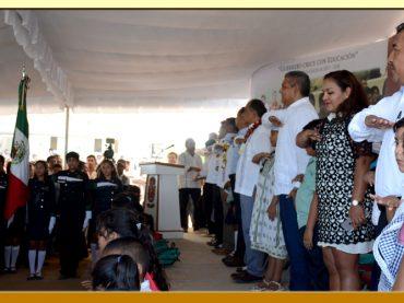 Ceremonia de Inicio de Ciclo Escolar 2017-2018.