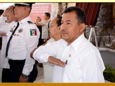 Ceremonia del CCXXXV Aniversario del Natalicio del Gral. Vicente Guerrero Saldaña.