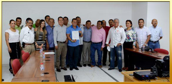 Reunión de Trabajo con el Sector Obrero del Estado de Guerrero.