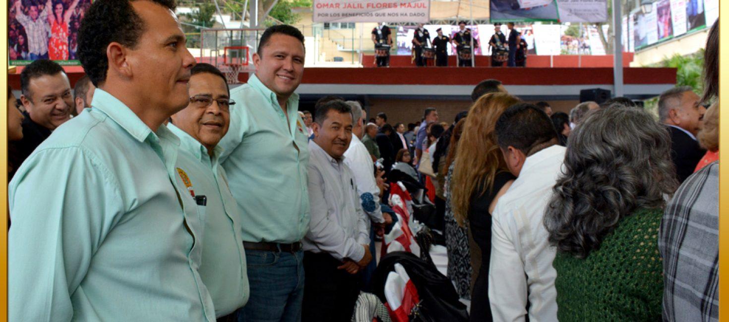 2do. Informe de Resultados del Presidente Municipal de Taxco de Alarcón.