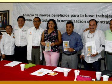 Beneficios Otorgados a los Trabajadores del Hospital de la Madre y el Niño Guerrerense.