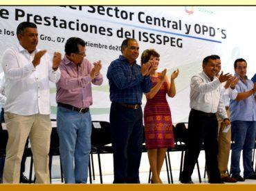 Entrega de Nombramientos a Trabajadores del Sector Central del Gobierno del Estado.