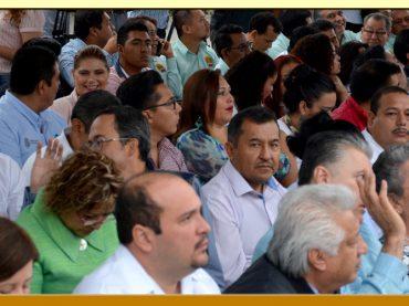 Ceremonia del XXIII Aniversario Luctuoso del Lic. José Francisco Ruíz Massieu.