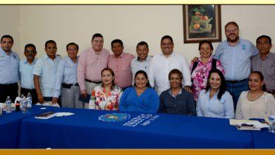 Reunión con el Director General del ISSSPEG y el Secretario de Administración y Finanzas del Ayuntamiento de Acapulco.