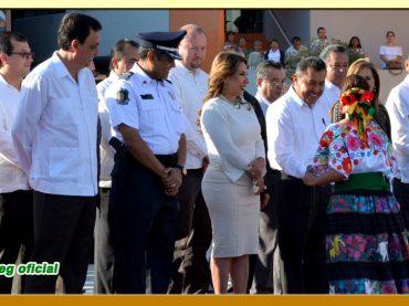 Ceremonia Oficial del CLXVII Aniversario de la Erección del Estado de Guerrero.