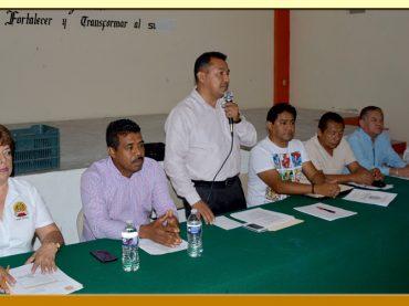 Quinta Reunión de Pleno del Comité Central Ejecutivo del SUSPEG.