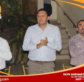 Asamblea General Extraordinaria de la Sección XXIV.