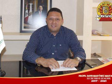 Secretario General 2017 – 2021